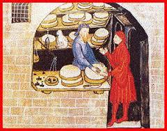 formaggio storia